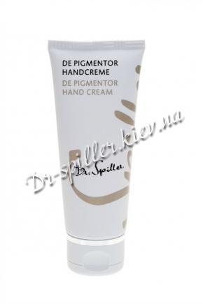 Депигментирующий крем для рук Доктор Шпиллер De Pigmentor Handcream Dr Spiller Biocosmetic