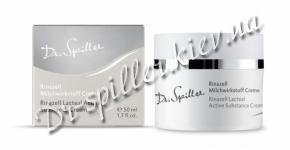 Омолаживающий крем с комплексом молочных пептидов Доктор Шпиллер Rinazell Lactic Active Cream Dr Spiller Biocosmetic