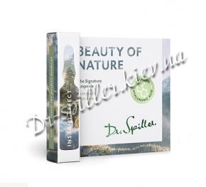 Ампульный концентрат мгновенного омолаживающего действия Доктор Шпиллер Instant Effect — Beauty of Nature Dr Spiller Biocosmetic