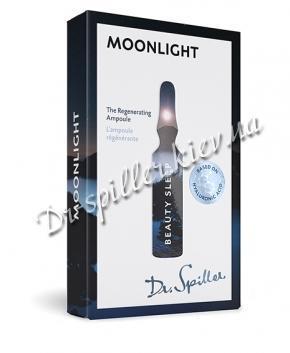 Ампульный концентрат регенерирующего действия Доктор Шпиллер Beauty Sleep — Moonlight Dr Spiller Biocosmetic
