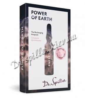 Ампульный концентрат активизирующего действия Доктор Шпиллер Energy — Power of Earth Dr Spiller Biocosmetic