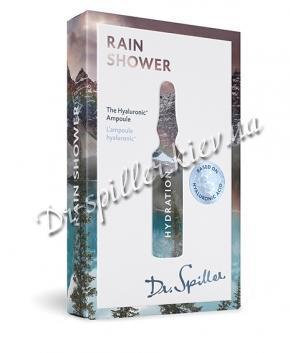 Ампульный концентрат увлажняющего действия Доктор Шпиллер Hydration — Rain Shower  Dr Spiller Biocosmetic